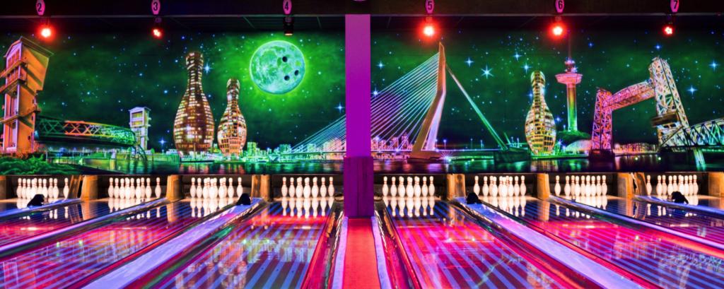 bowling rotterdam background