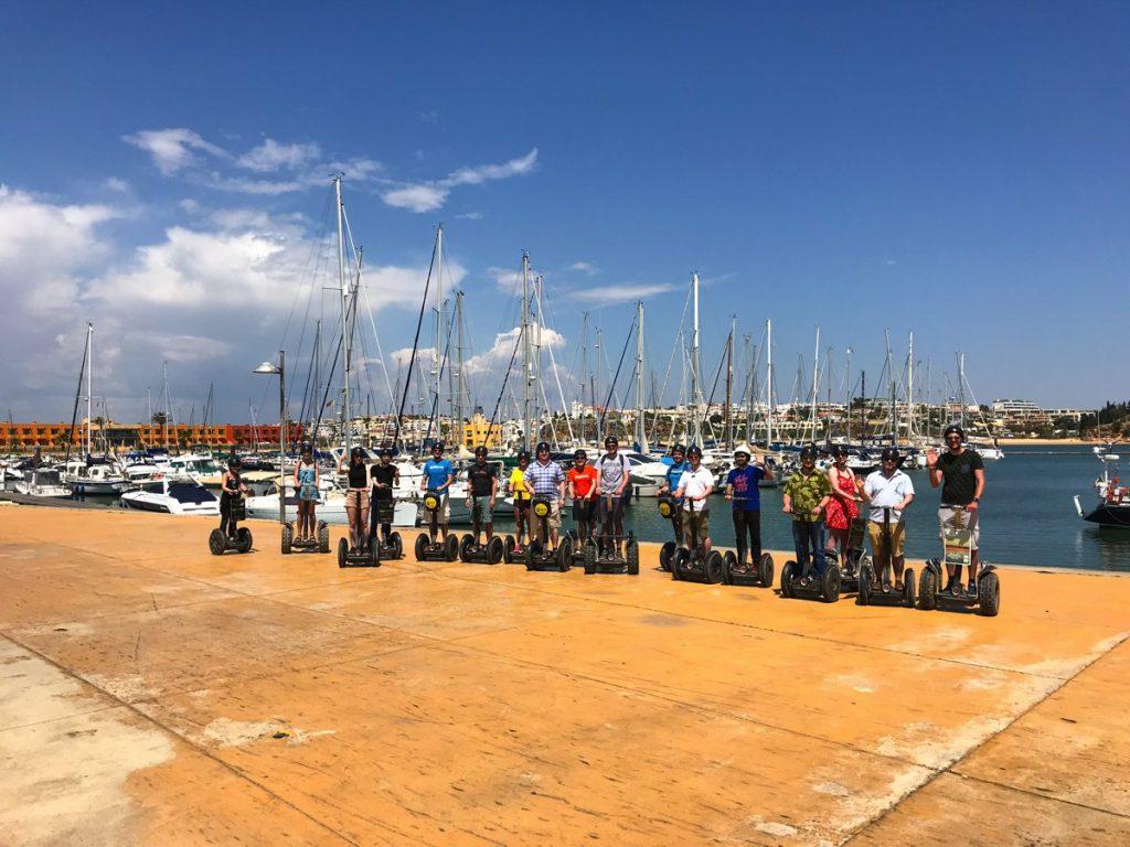 AlgarveBySegway - Portimao 2
