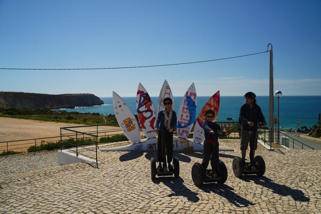 AlgarveBySegway - Sagres 5