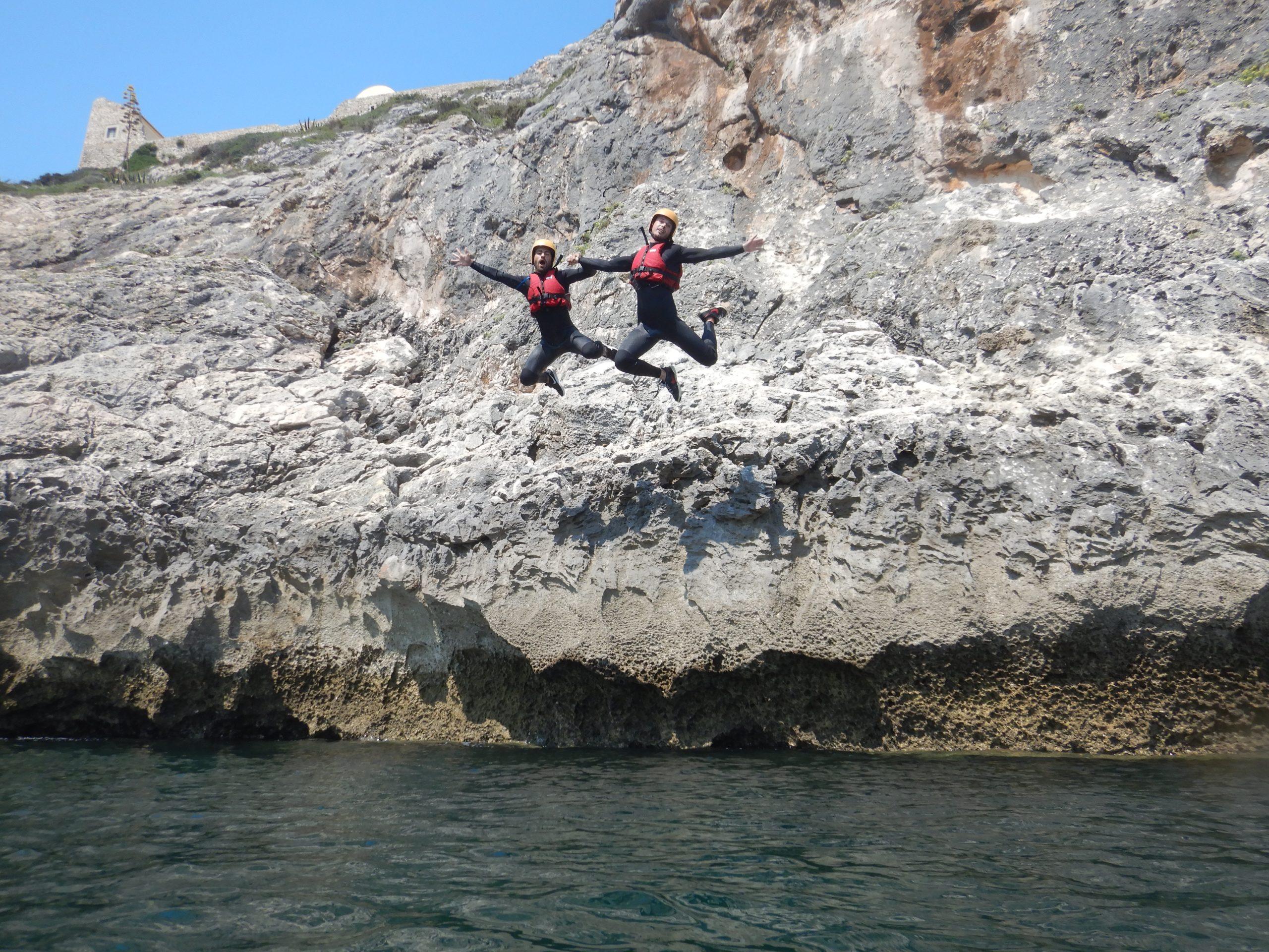 Poseidon Coasteering 4
