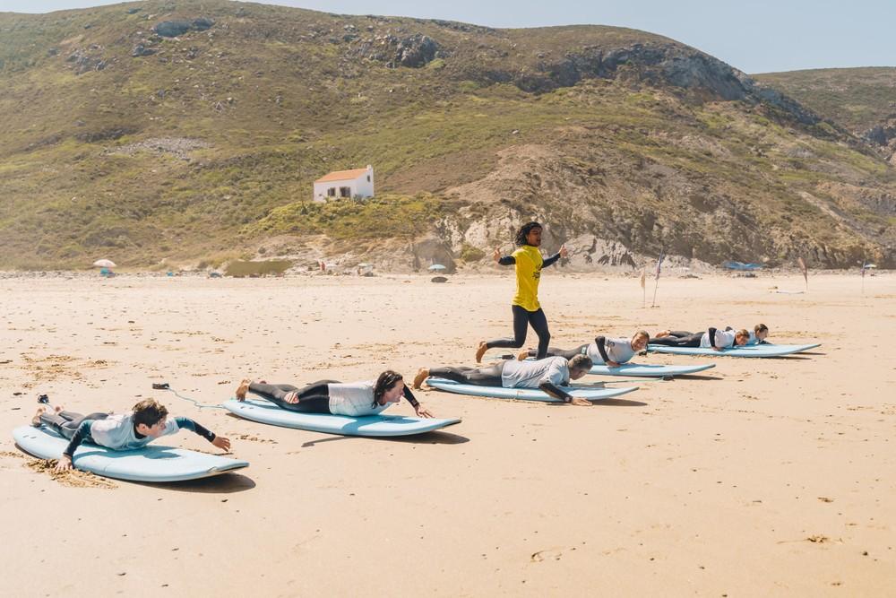 West coast surfing 4