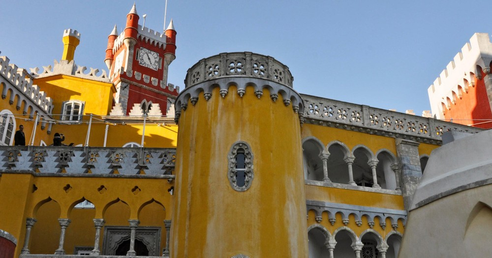 Sintra Full Day Tour