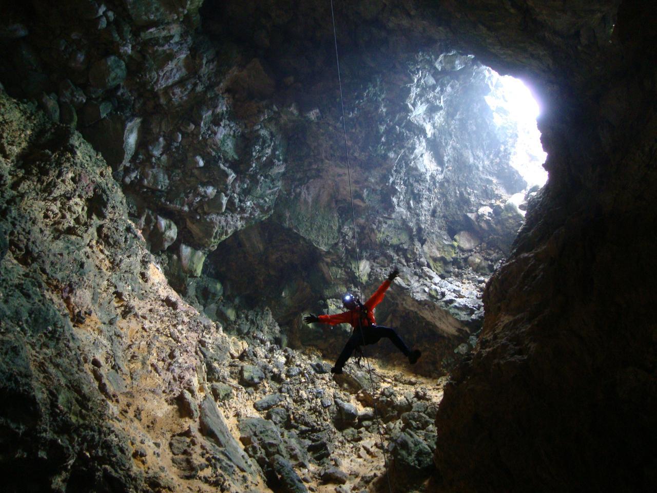 Speleology Cabo 2