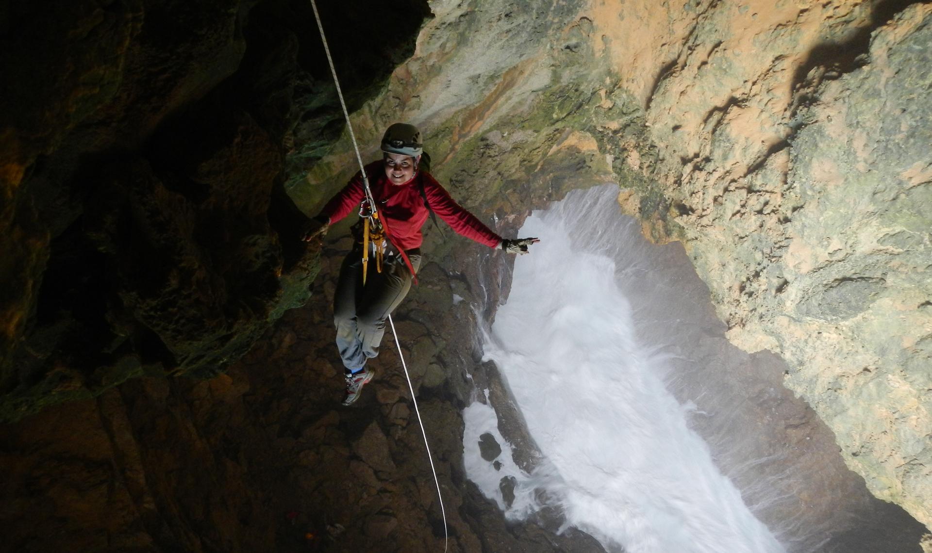 Speleology Cabo