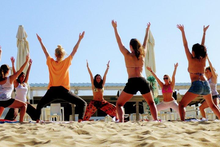 Caparica Surf and Yoga 10
