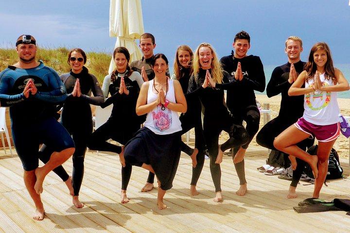 Caparica Surf and Yoga 12
