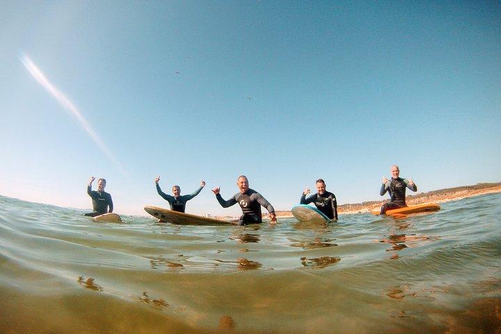 Caparica Surf and Yoga 13