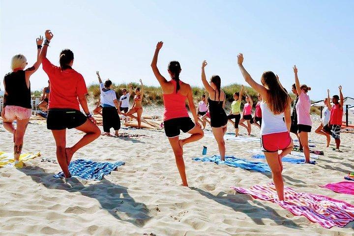 Caparica Surf and Yoga 14