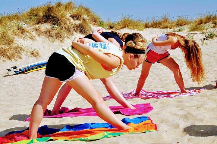 Caparica Surf and Yoga 2