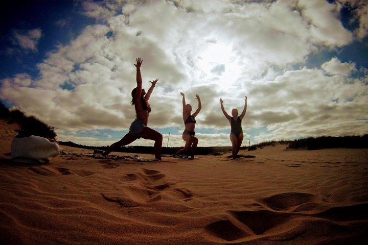 Costa da Caparica Surf and Yoga from Lisbon 10