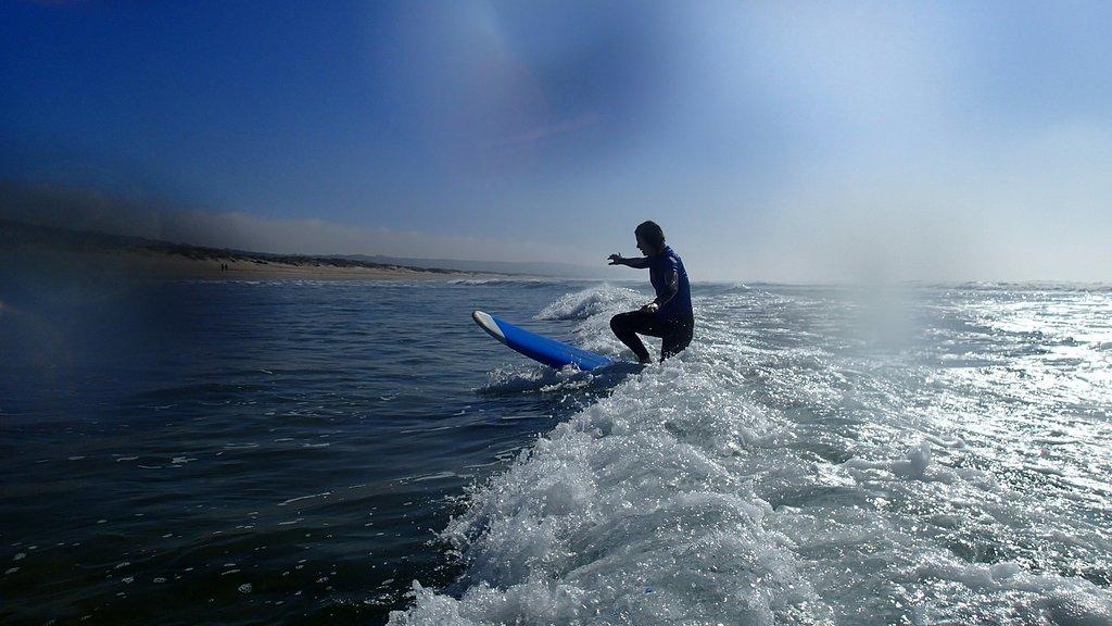 Costa da Caparica Surf and Yoga from Lisbon 19
