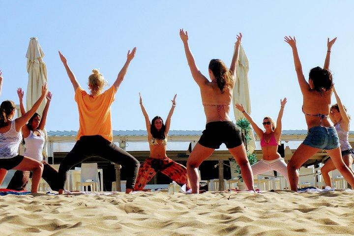 Costa da Caparica Surf and Yoga from Lisbon 2