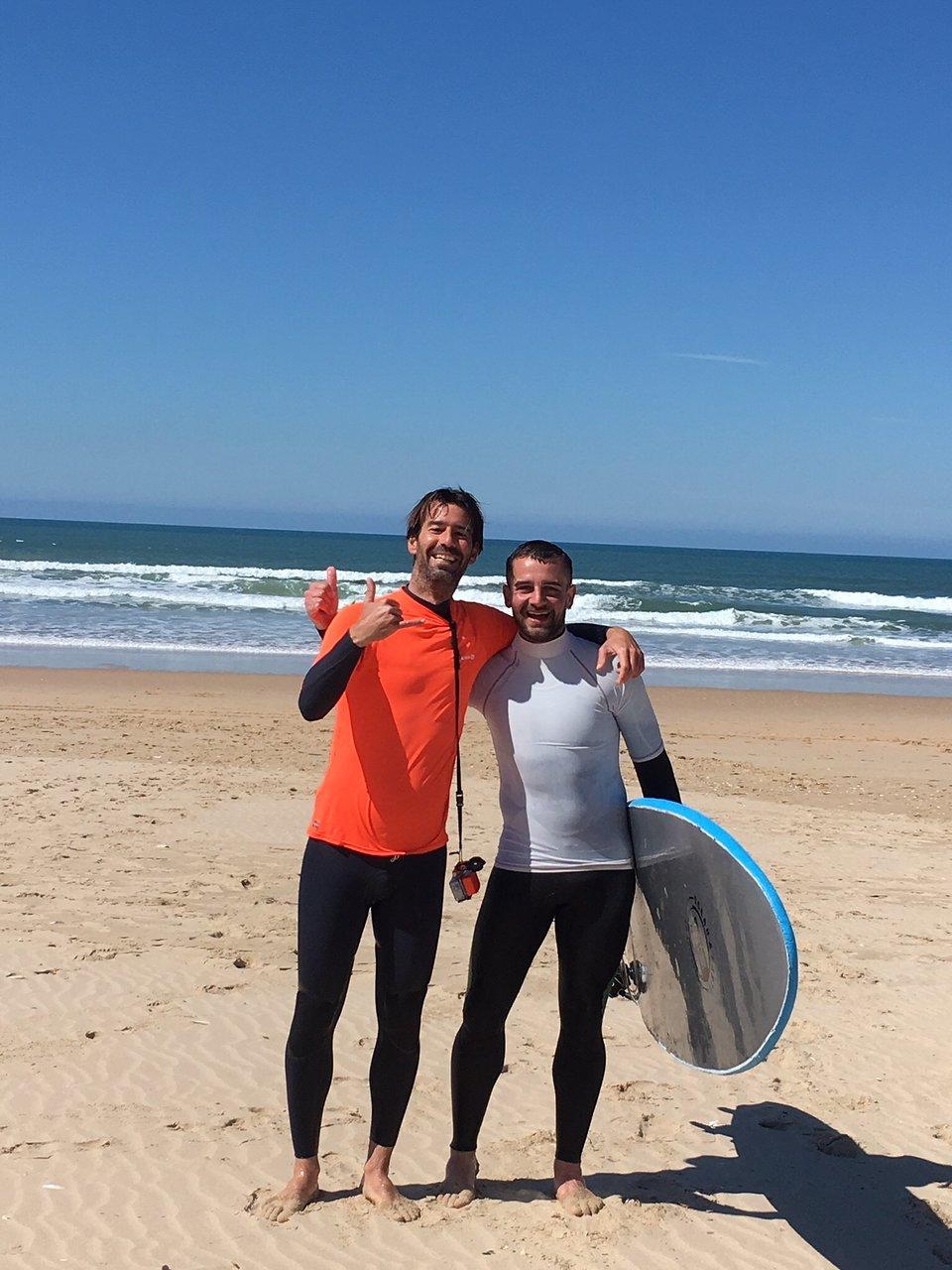 Costa da Caparica Surf and Yoga from Lisbon 24