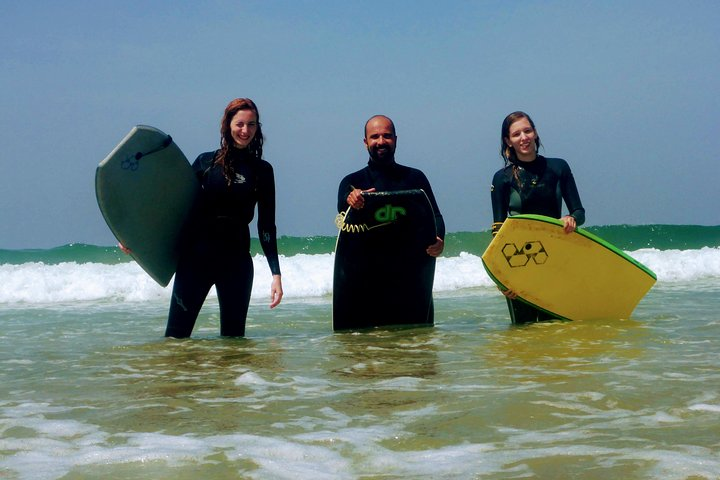 Costa da Caparica Surf and Yoga from Lisbon 3