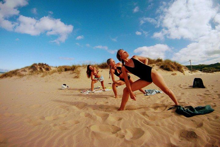 Costa da Caparica Surf and Yoga from Lisbon 4