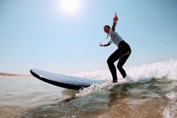 Costa da Caparica Surf and Yoga from Lisbon 5