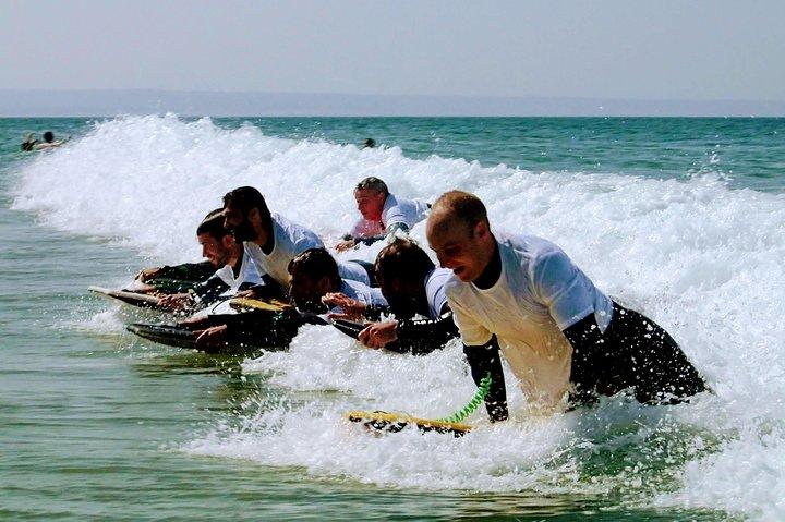 Costa da Caparica Surf and Yoga from Lisbon 7