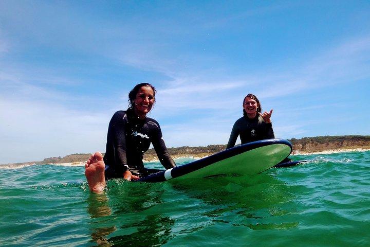 Costa da Caparica Surf and Yoga from Lisbon 9