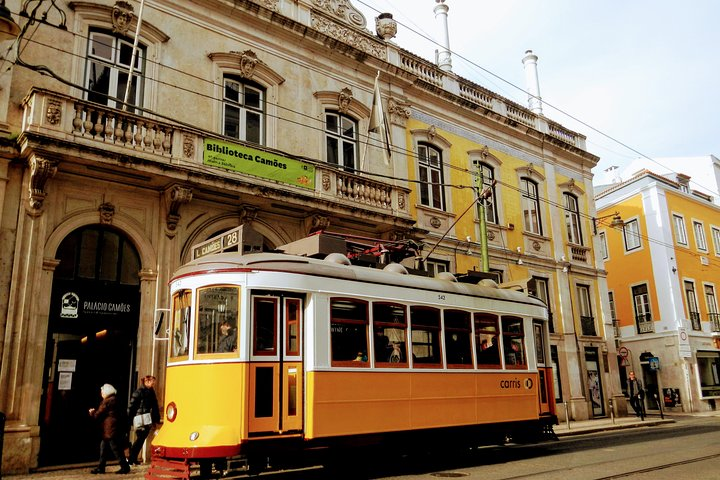 Lisbon World Heritage Tour 8