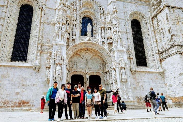 Lisbon World Heritage Tour 9