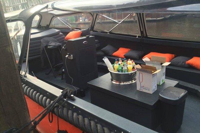 Amsterdam Karaoke Boat 1