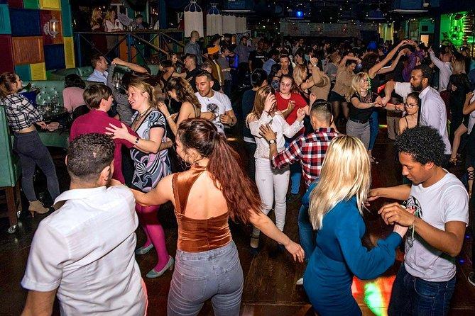 Amsterdam Salsa Lovers Dancing Experience 1