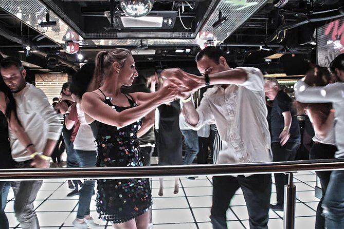 Amsterdam Salsa Lovers Dancing Experience 2