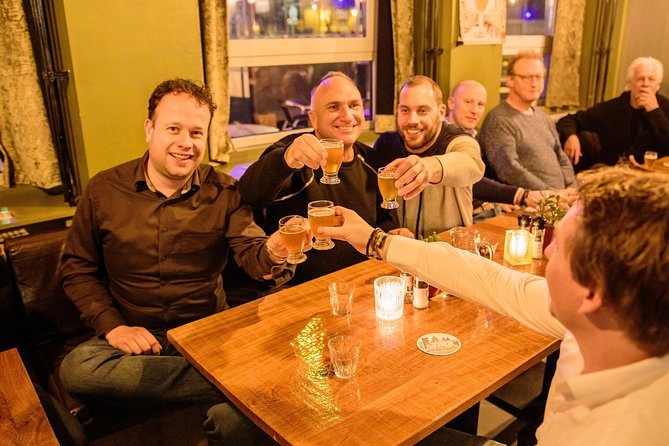 Brew Bus Amsterdam, Number 1 Craft Beer Tour 10