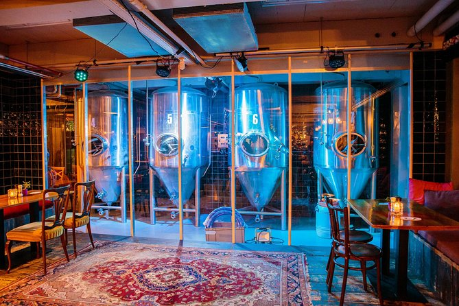 Brew Bus Amsterdam, Number 1 Craft Beer Tour 4