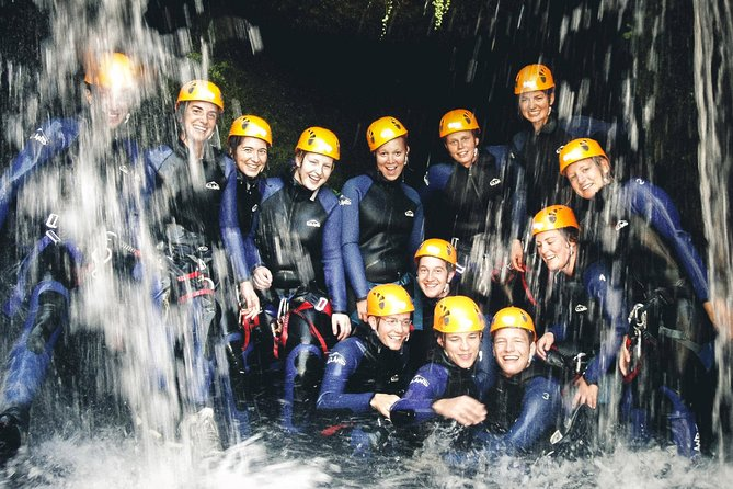 Canyoning In Geres National Park 1