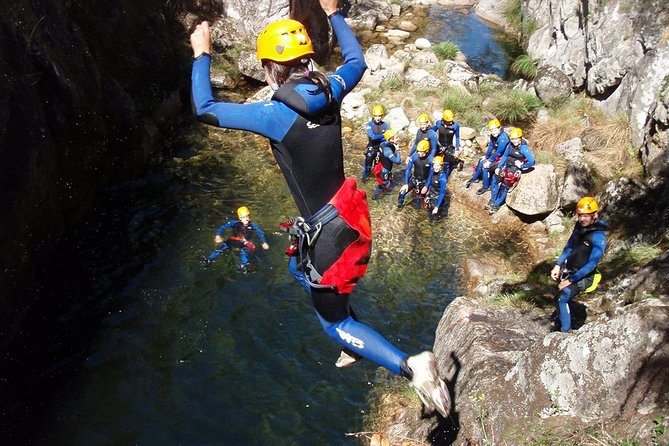 Canyoning In Geres National Park 2