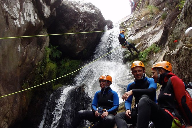 Canyoning In Geres National Park 3