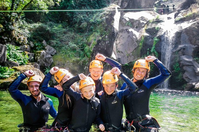 Canyoning In Geres National Park 5