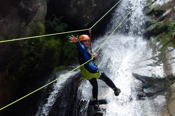 Canyoning In Geres National Park 7