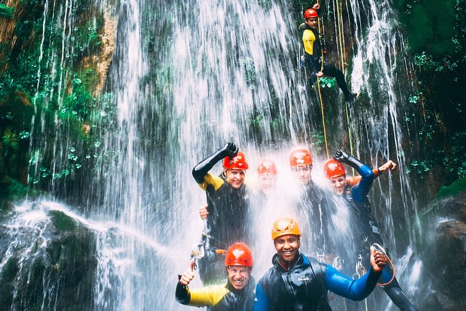 Canyoning In Geres National Park