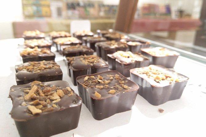 Chocolicious - Amsterdam Chocolate Tasting 4