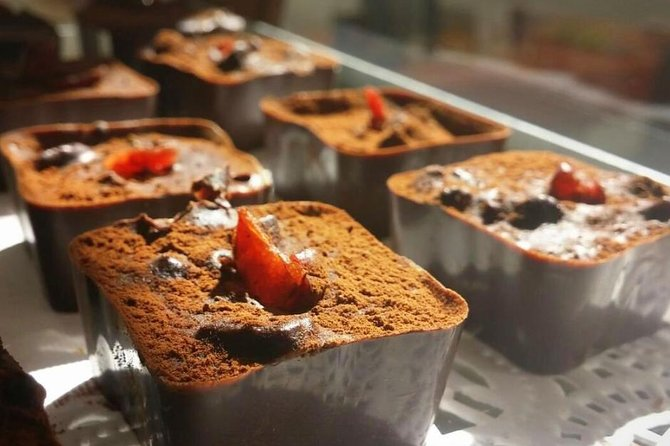Chocolicious - Amsterdam Chocolate Tasting 5