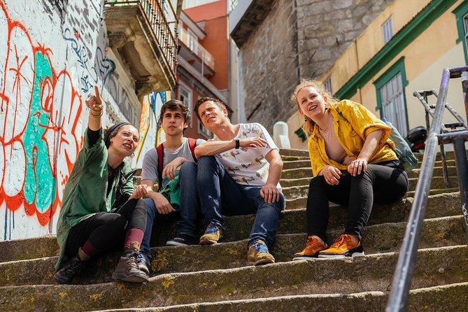 Contrasts of Porto Private Tour Classic & Urban Art 1