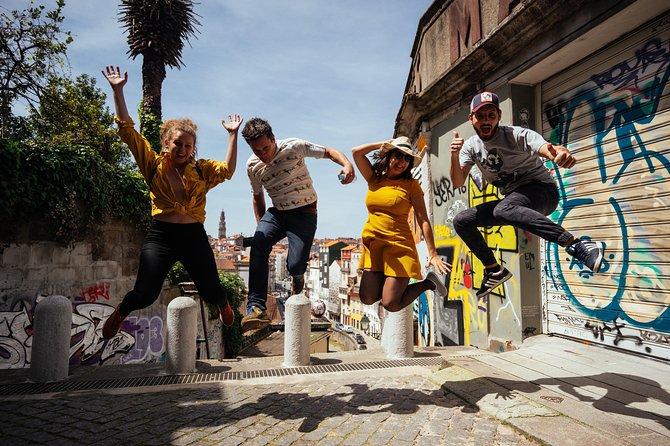 Contrasts of Porto Private Tour Classic & Urban Art 6