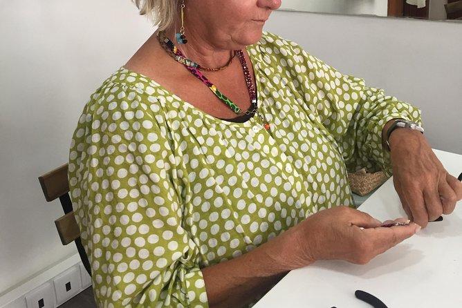 Creation of unique and original objects with Célia Pale textile designer 3