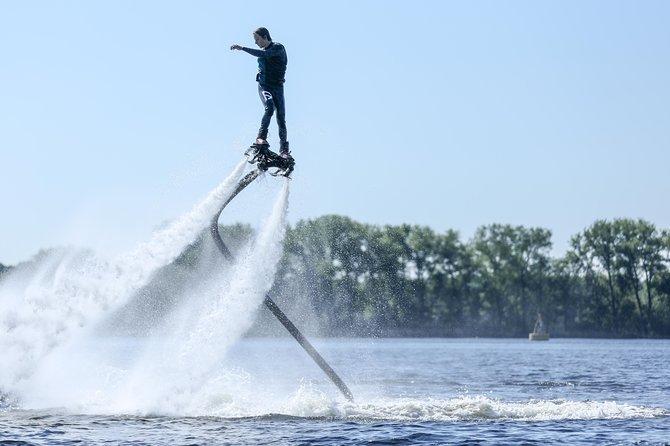 Flyboarding 2