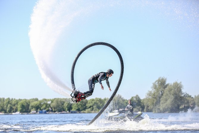 Flyboarding 5