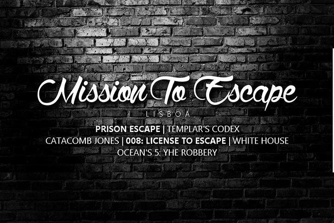 Mission to Escape Lisbon - the biggest escape room in Portugal