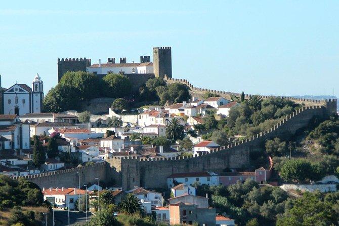 Nazaré and Óbidos from Algarve Private Tour 10