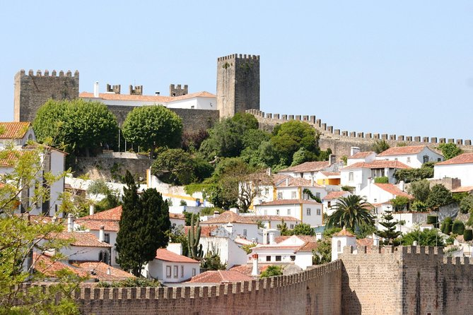 Nazaré and Óbidos from Algarve Private Tour 11