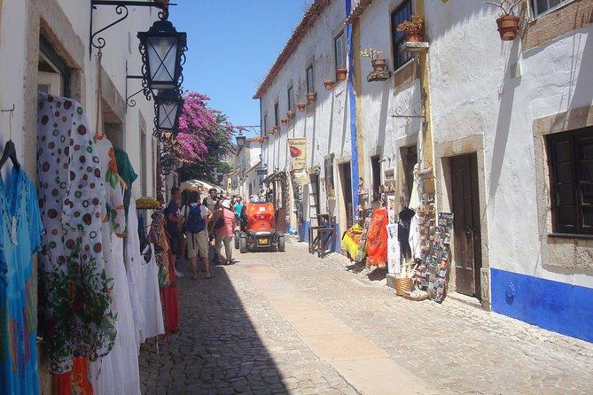 Nazaré and Óbidos from Algarve Private Tour 12