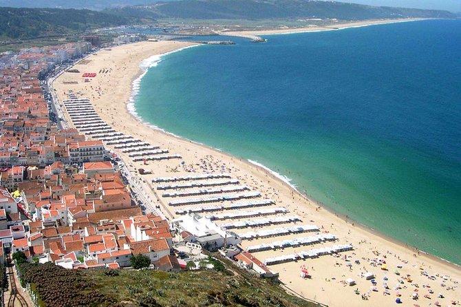 Nazaré and Óbidos from Algarve Private Tour 3