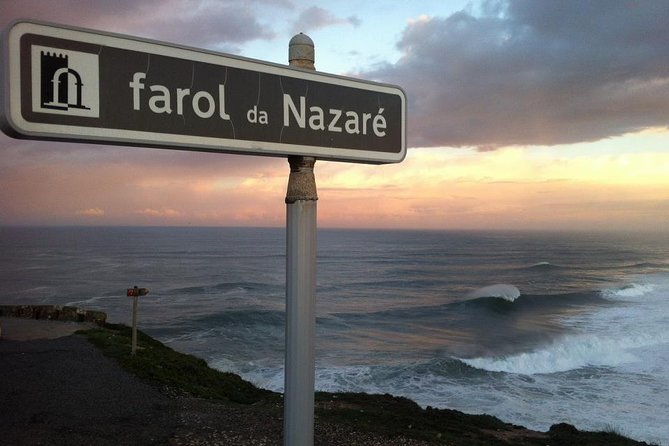 Nazaré and Óbidos from Algarve Private Tour 4