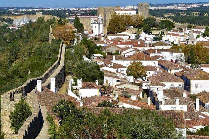 Nazaré and Óbidos from Algarve Private Tour 8