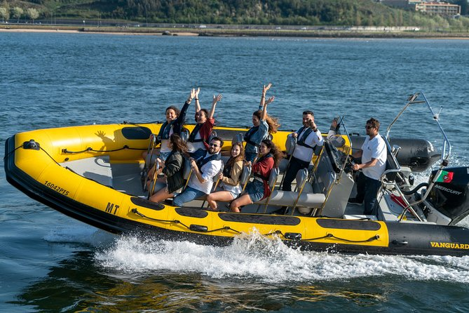 Porto Speedboat Tour 3